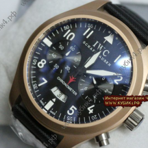 IWC  Pillot`s Watches Classic Chronograph Edition (код 028)